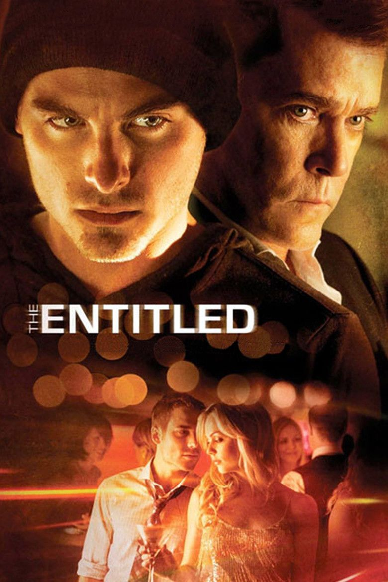 The Entitled movie poster