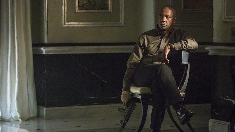 The Equalizer (film) movie scenes