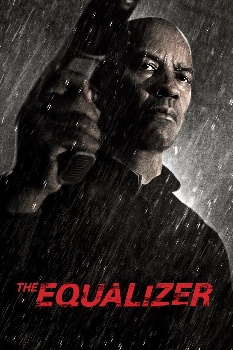 The Equalizer (film) movie poster