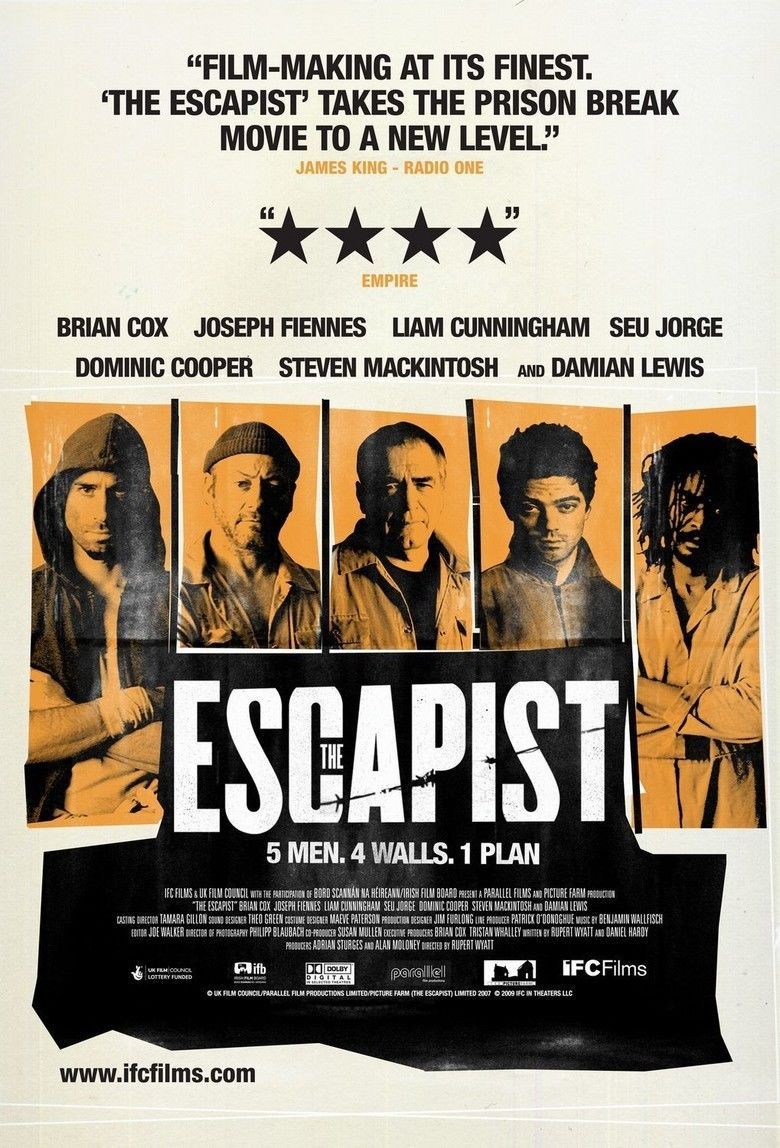 The Escapist (2008 film) movie poster
