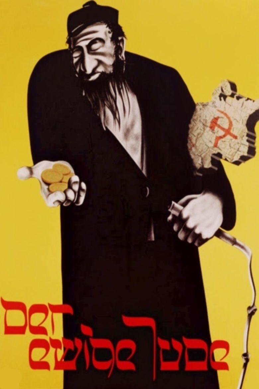The Eternal Jew (1940 film) movie poster