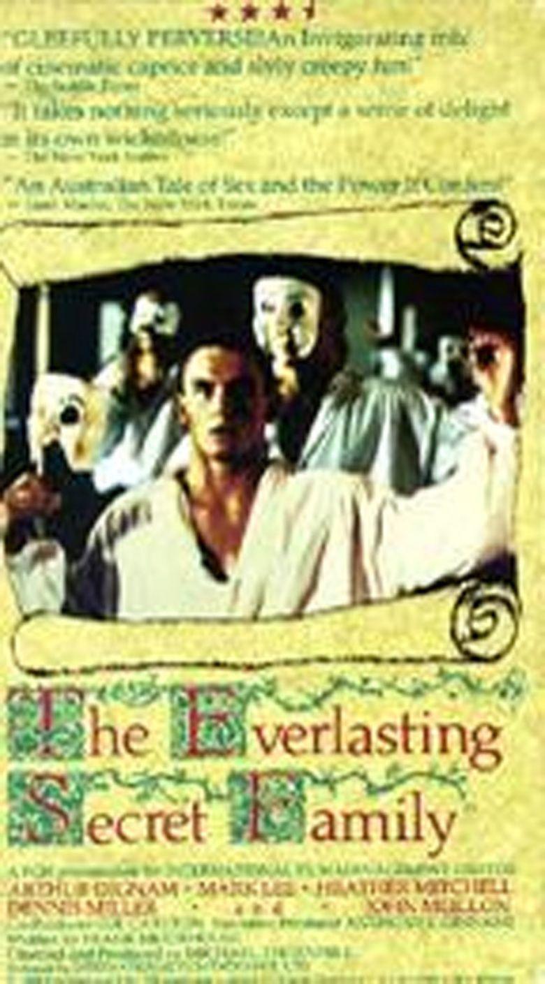 The Everlasting Secret Family movie poster