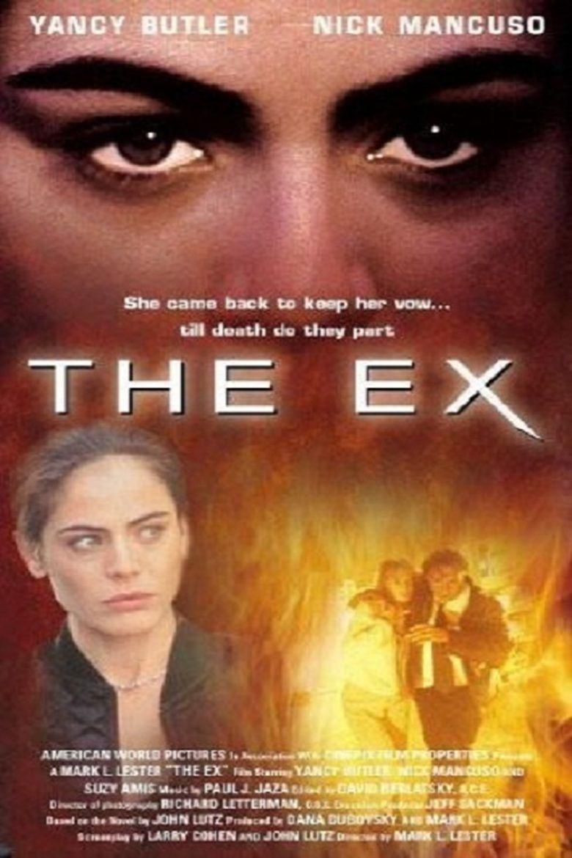 The Ex (1997 film) movie poster