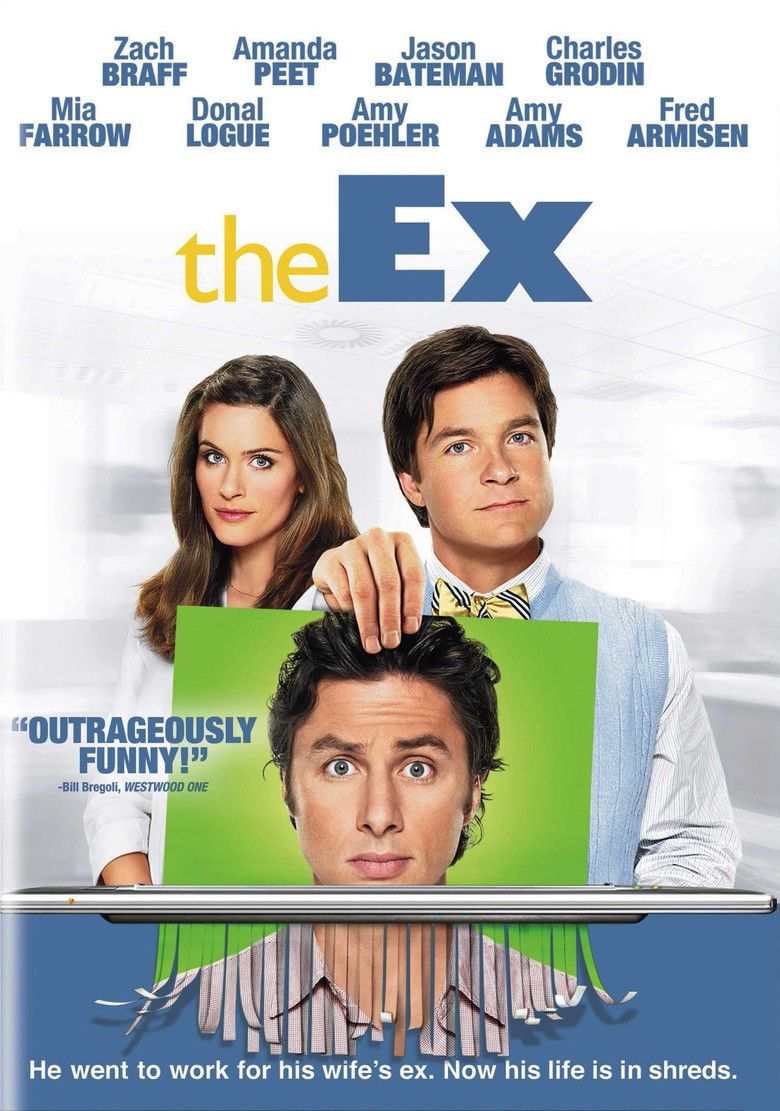 The Ex (2006 film) movie poster