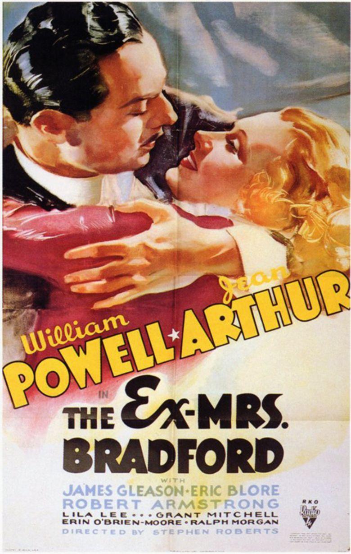 The Ex Mrs Bradford movie poster
