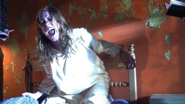 The Exorcism of Emily Rose movie scenes