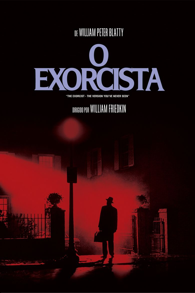 The Exorcist (film) movie poster