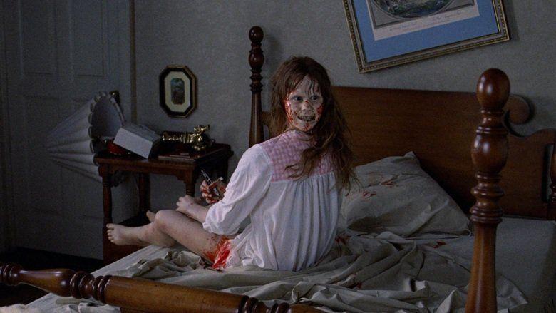 The Exorcist (film) movie scenes