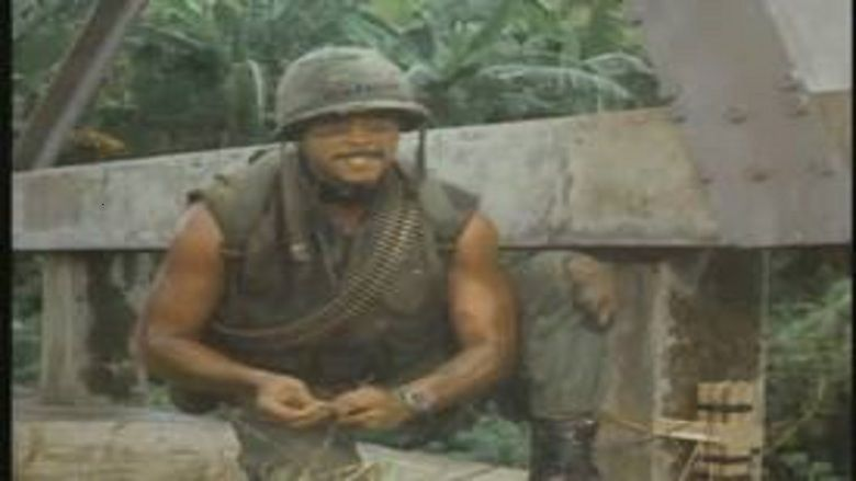 The Expendables (1989 film) movie scenes