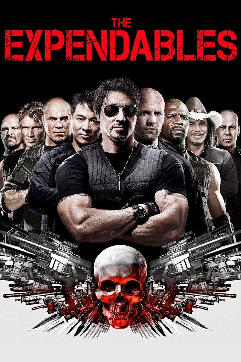 The Expendables (2010 film) movie poster