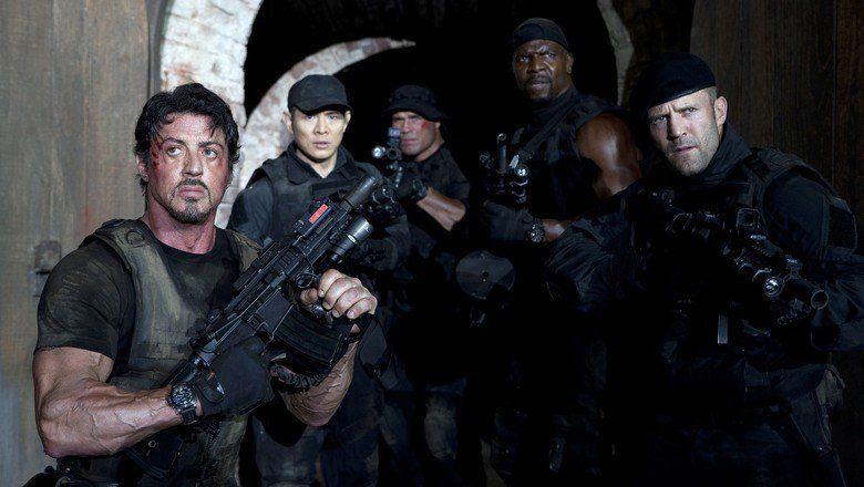 The Expendables (2010 film) movie scenes