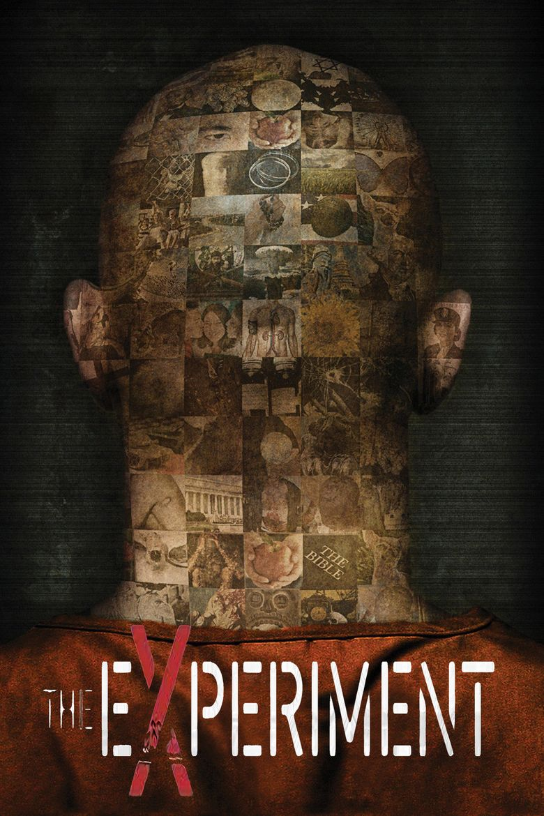 The Experiment (2010 film) movie poster