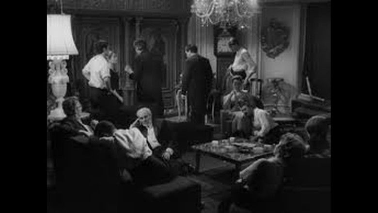 The Exterminating Angel (film) movie scenes