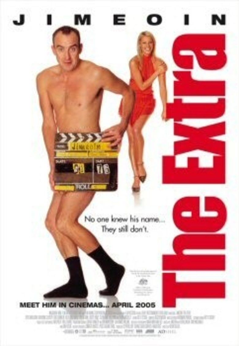 The Extra movie poster
