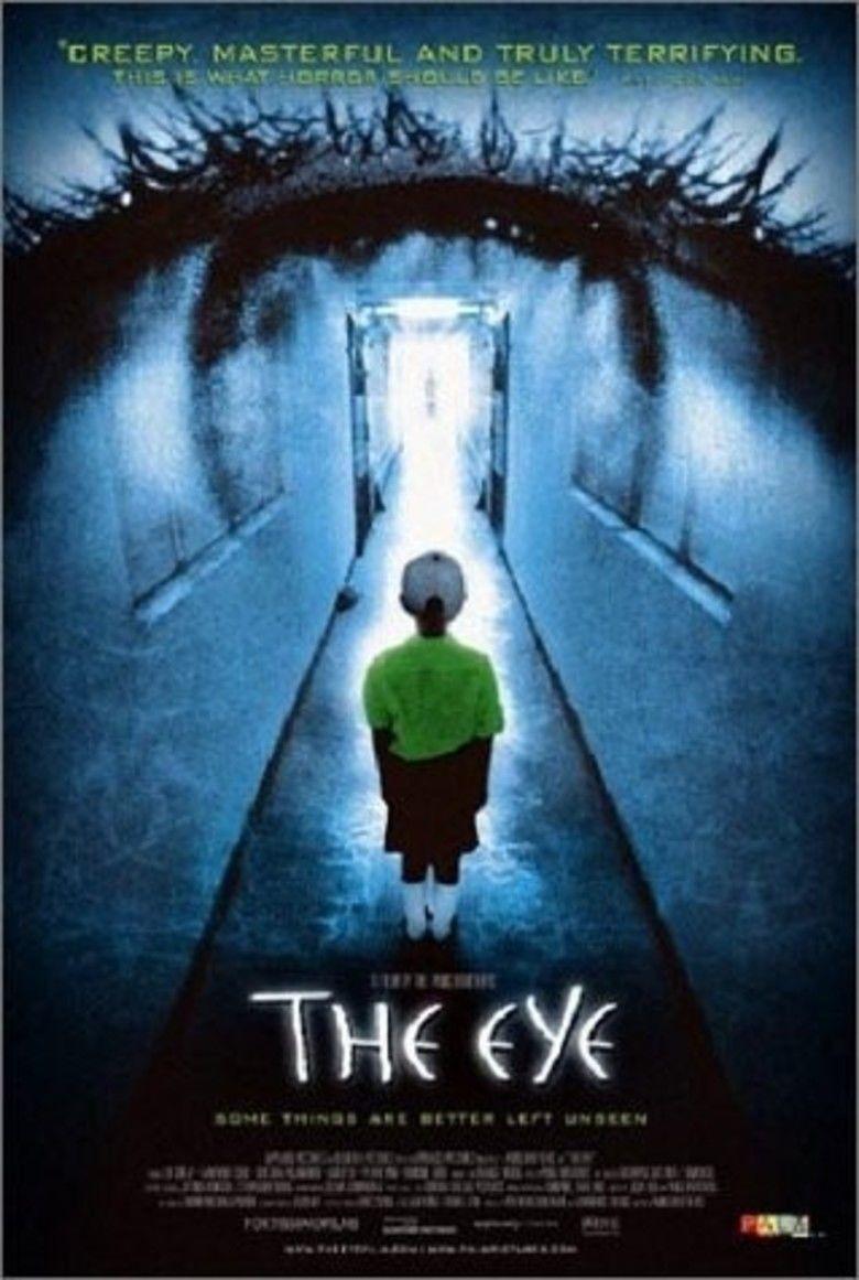 The Eye (2002 film) movie poster