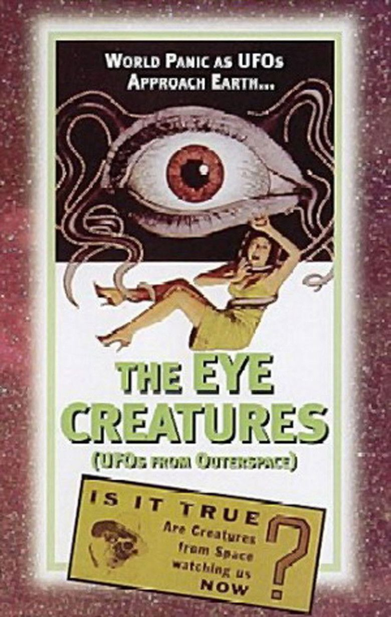The Eye Creatures movie poster