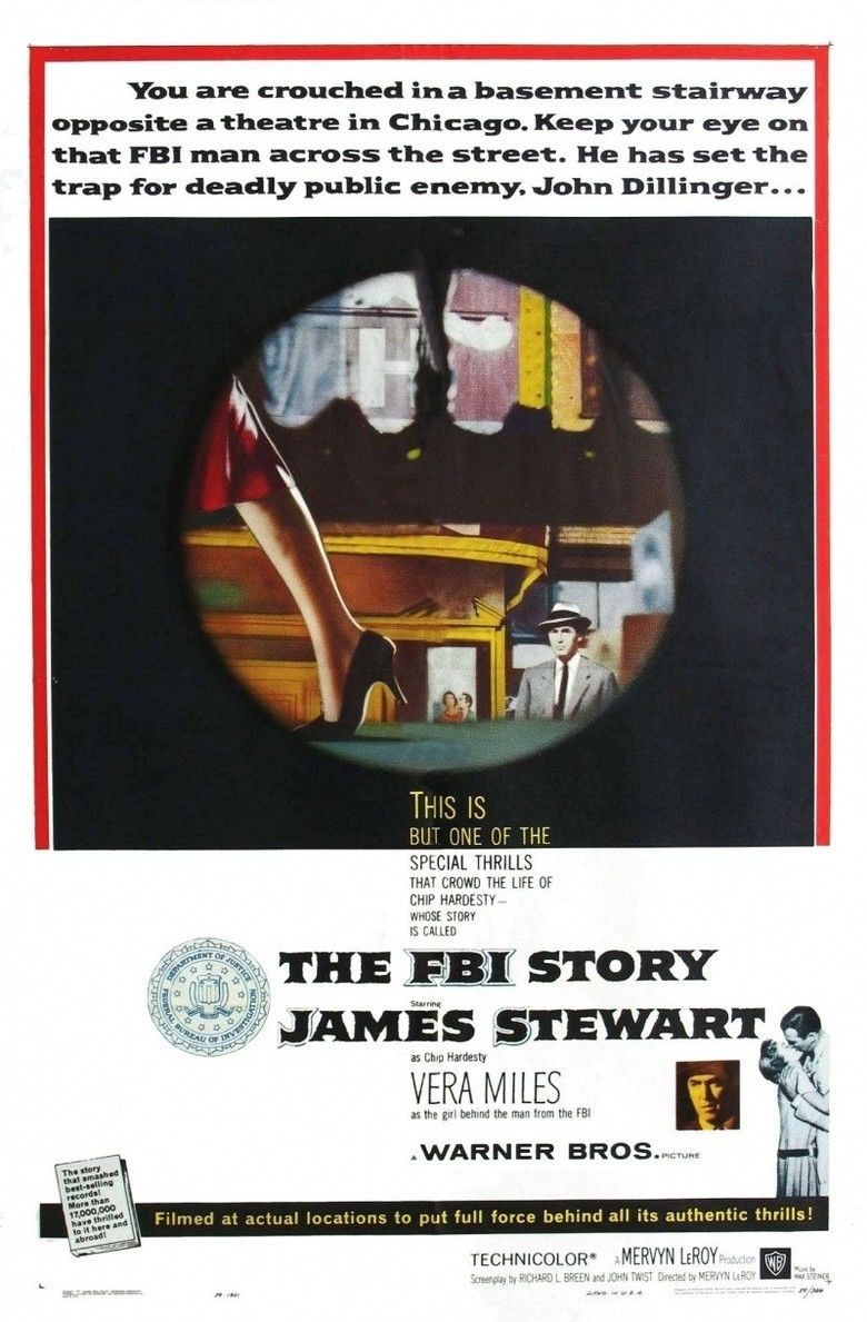 The FBI Story movie poster