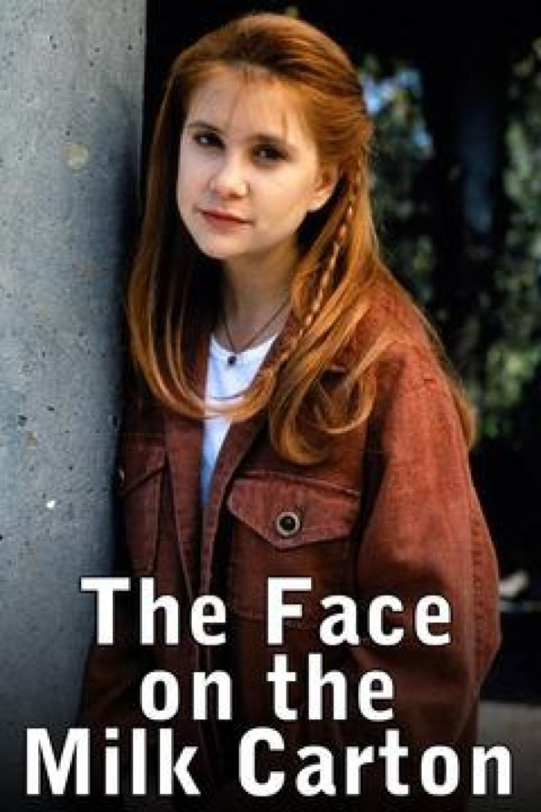 The Face on the Milk Carton (film) movie poster