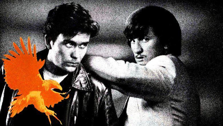 The Falcon and the Snowman movie scenes