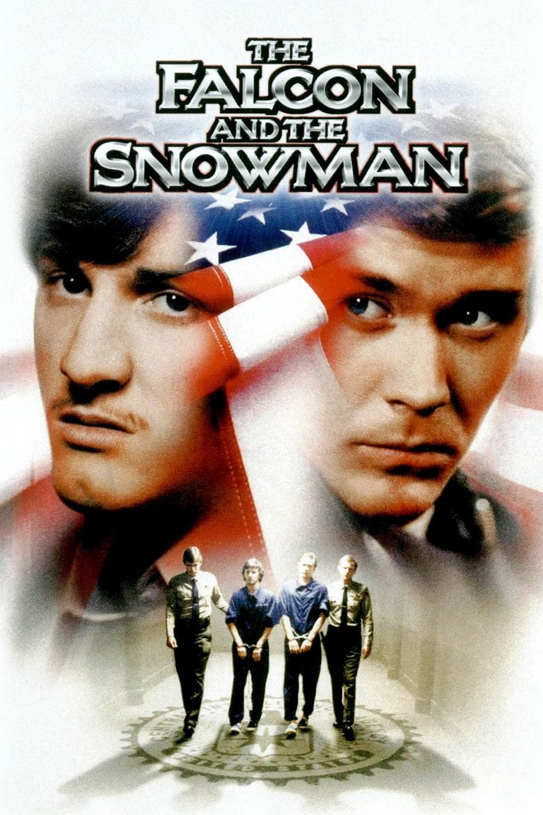 The Falcon and the Snowman movie poster