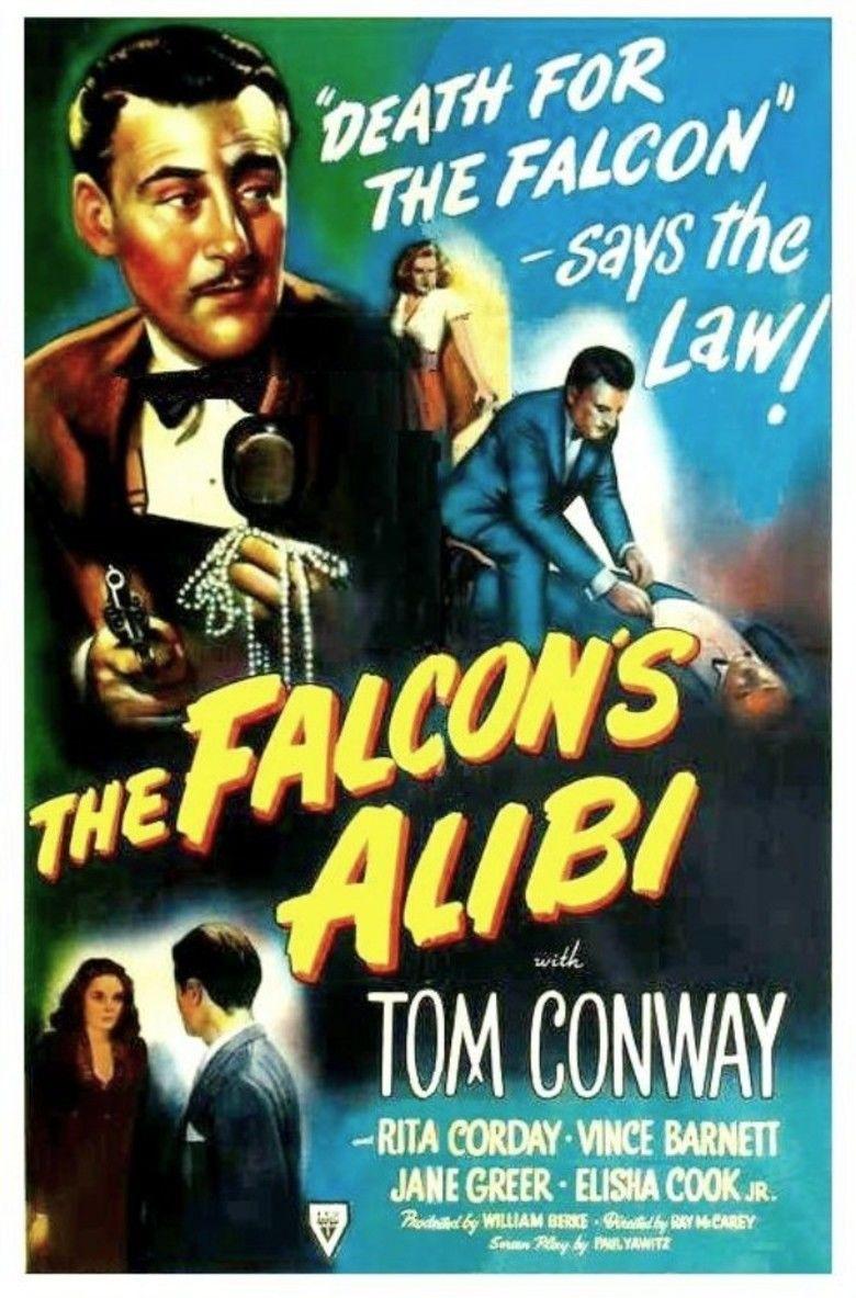 The Falcons Alibi movie poster