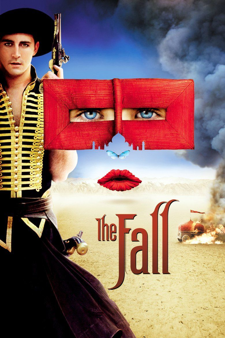 The Fall (2006 film) movie poster