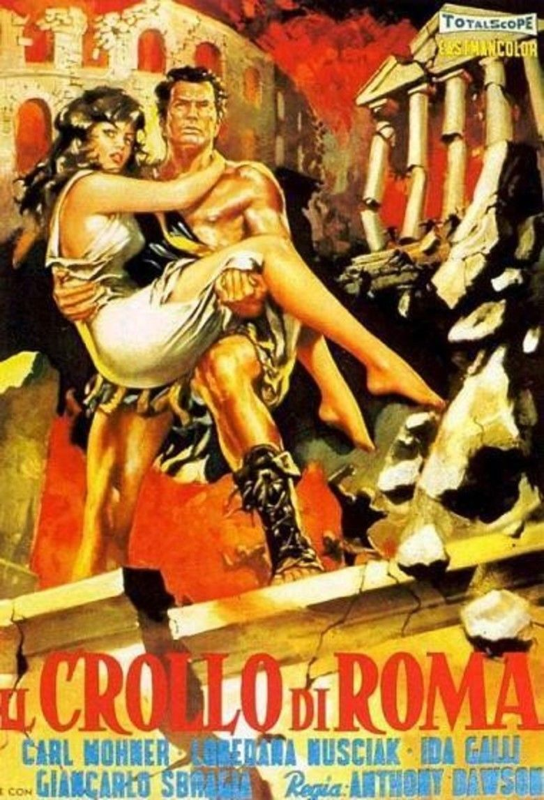 The Fall of Rome movie poster