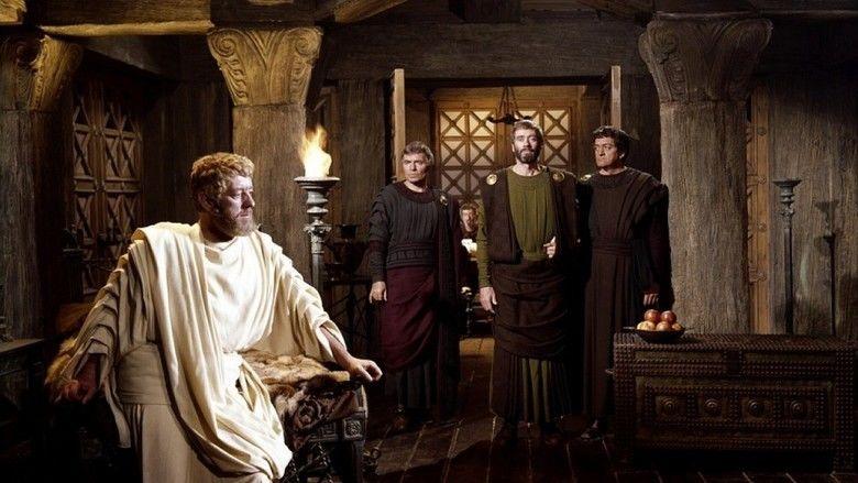The Fall of the Roman Empire (film) movie scenes