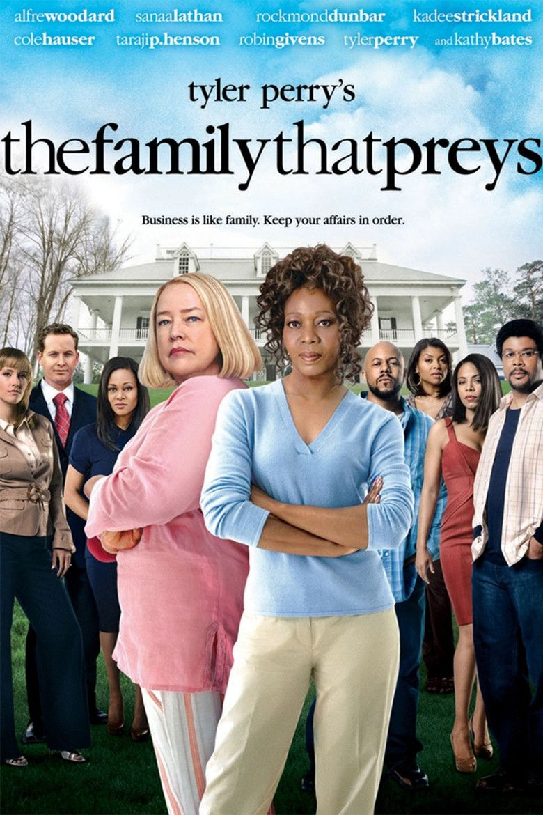 The Family That Preys movie poster
