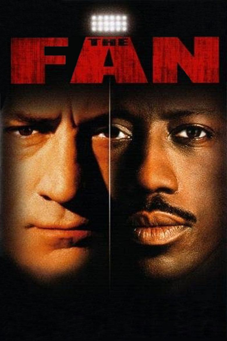 The Fan (1996 film) movie poster