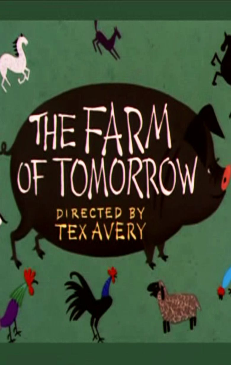 The Farm of Tomorrow movie poster