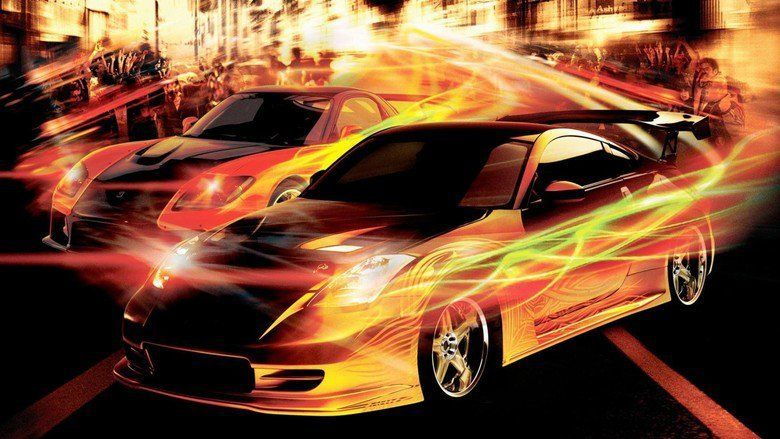 The Fast and the Furious: Tokyo Drift movie scenes
