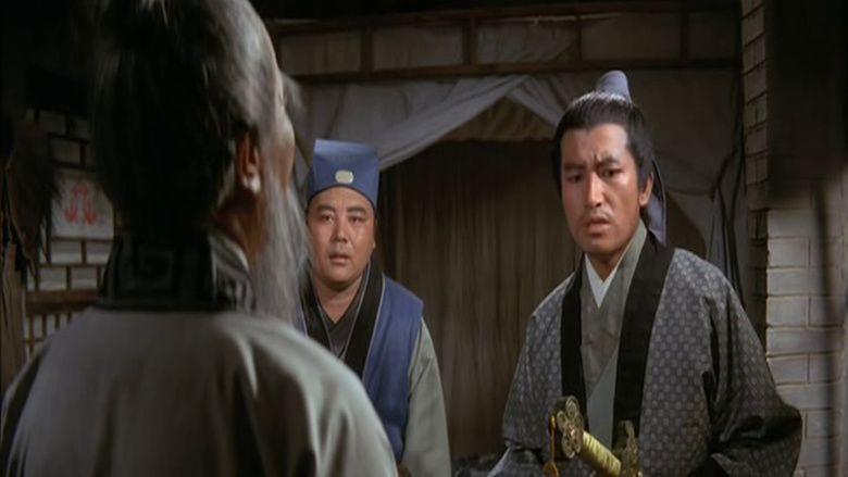 The Fastest Sword movie scenes