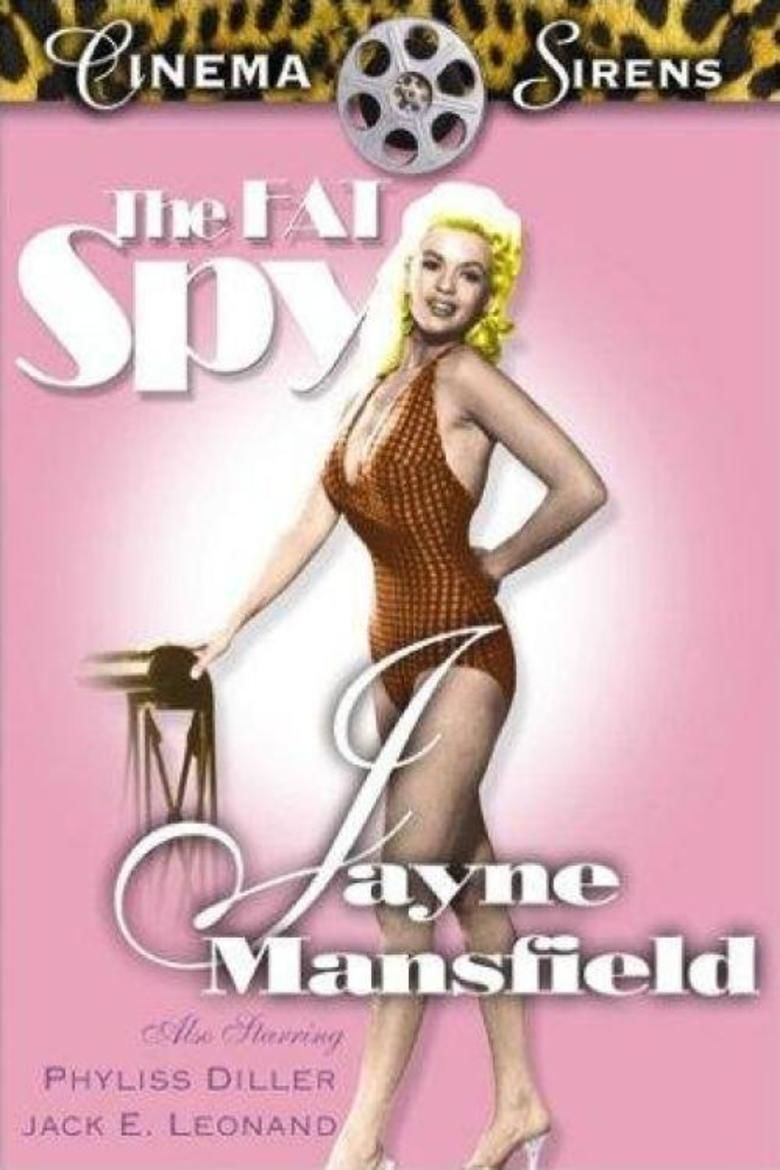 The Fat Spy movie poster