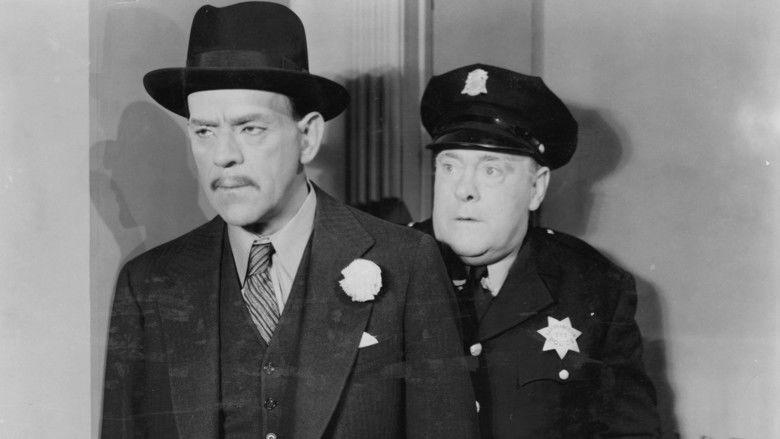 The Fatal Hour (1940 film) movie scenes