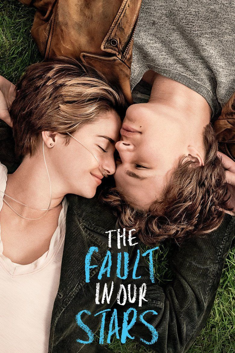 The Fault in Our Stars (film) movie poster