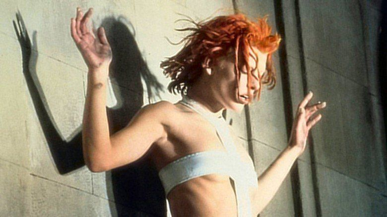 The Fifth Element movie scenes