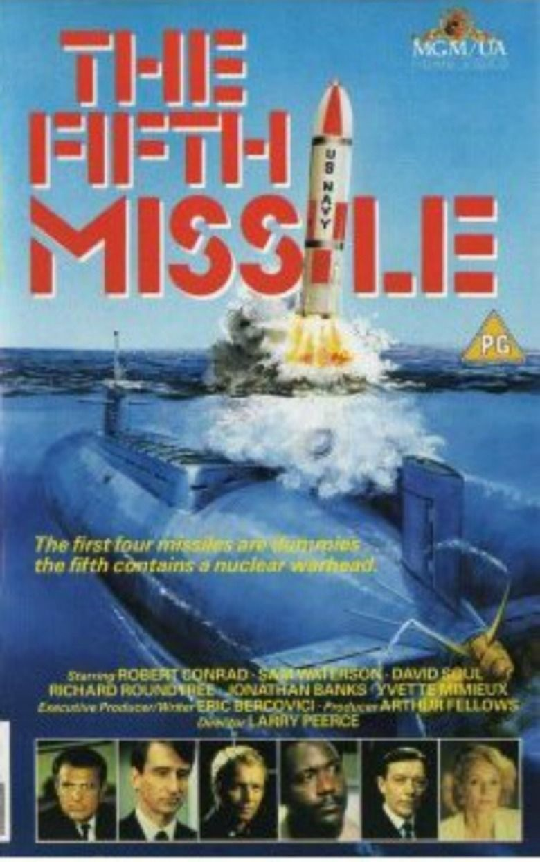 The Fifth Missile movie poster
