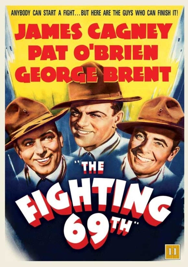 The Fighting 69th movie poster