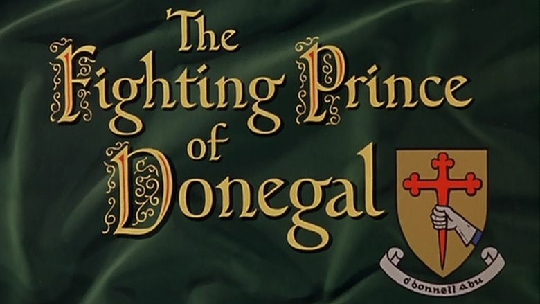 The Fighting Prince of Donegal movie scenes