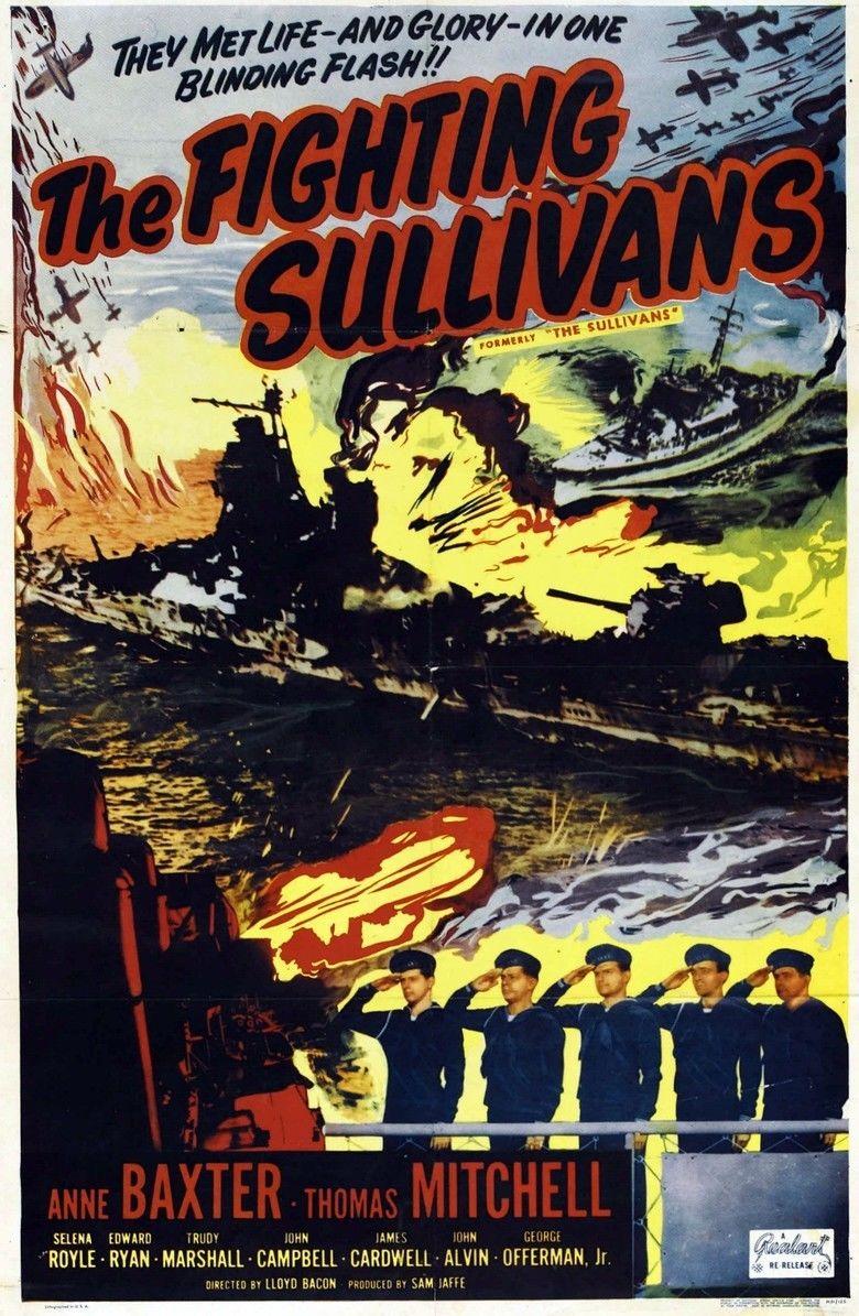 The Fighting Sullivans movie poster