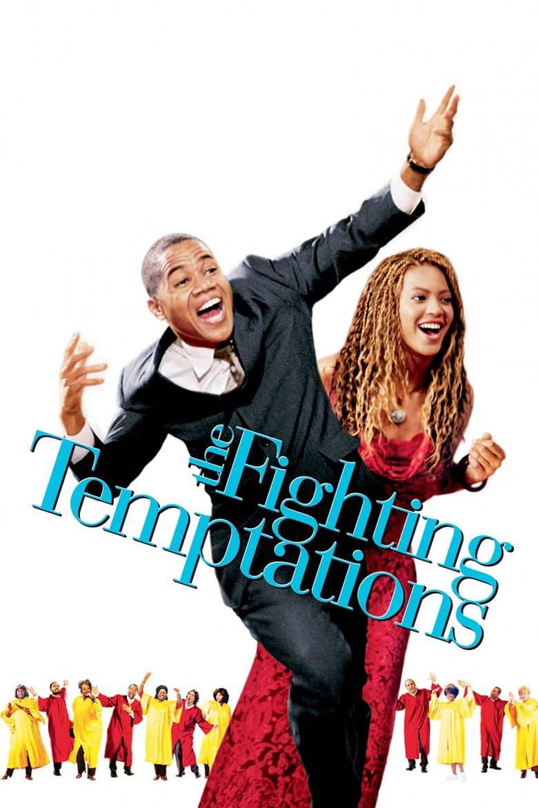 The Fighting Temptations movie poster