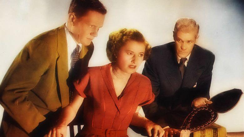 The File on Thelma Jordon movie scenes