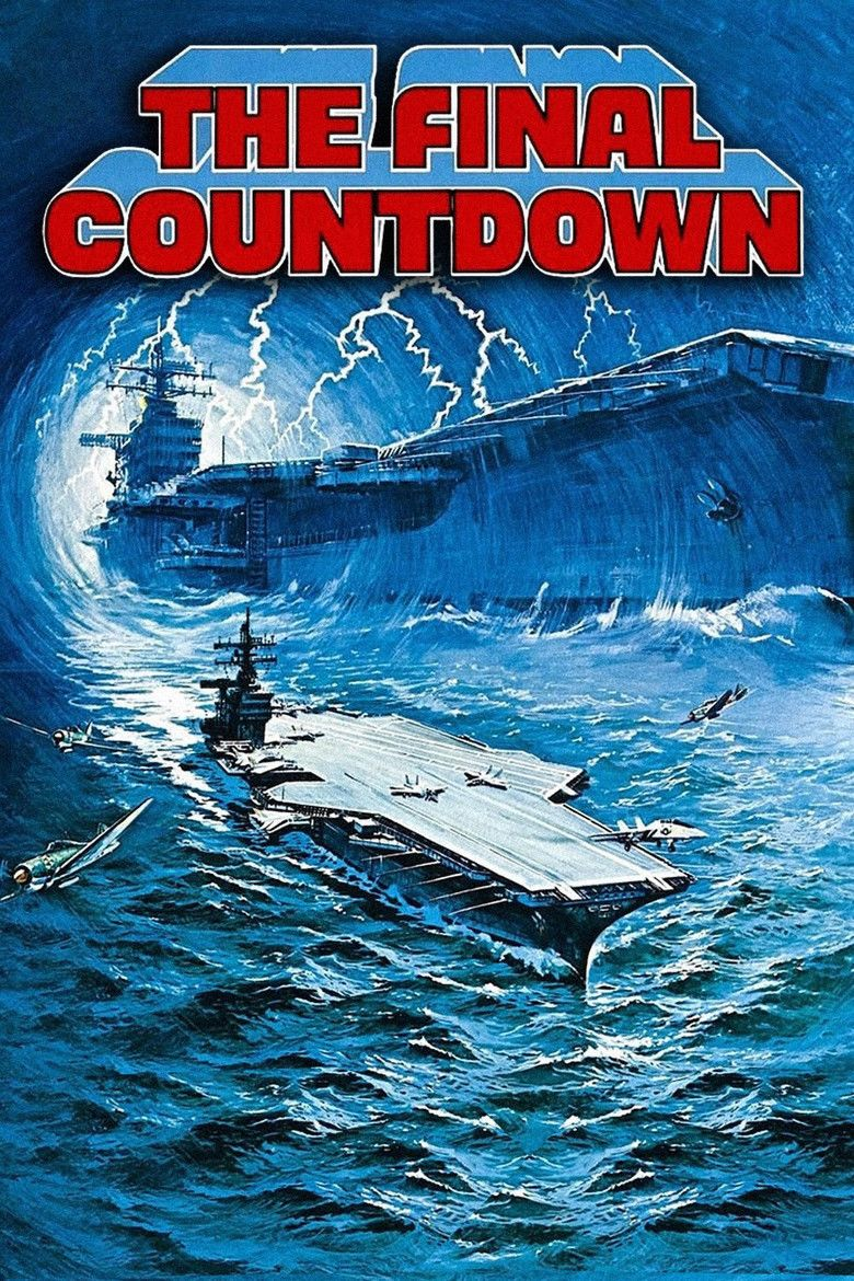 The Final Countdown (film) movie poster