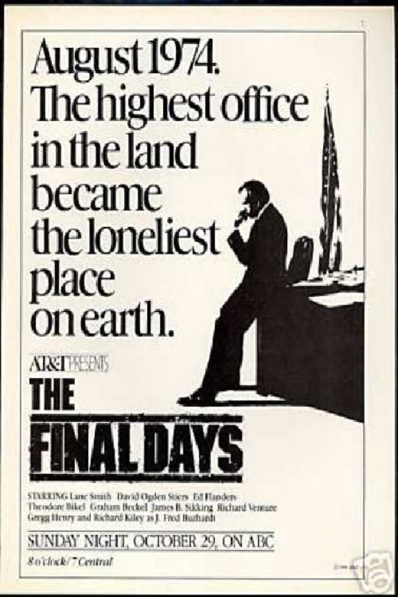 The Final Days (film) movie poster