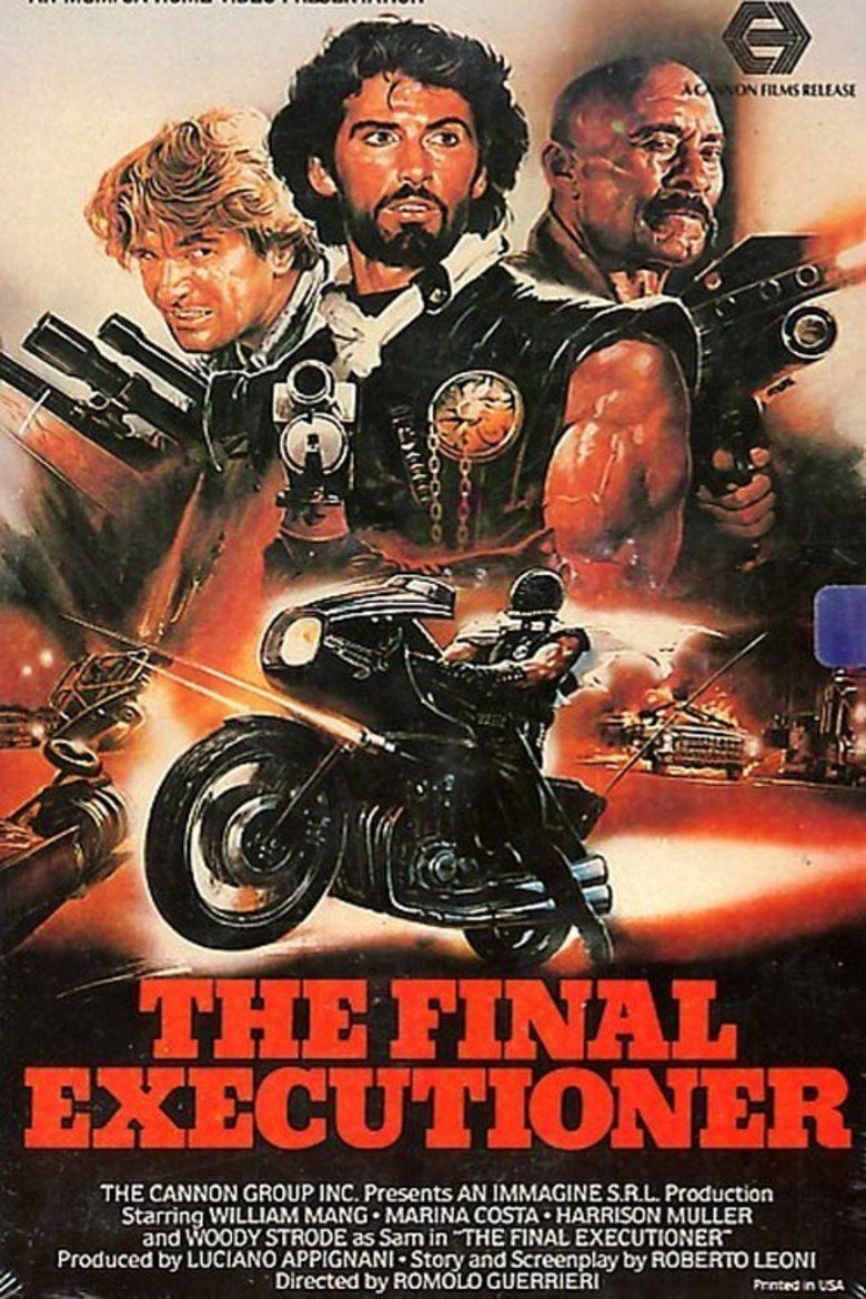 The Final Executioner movie poster