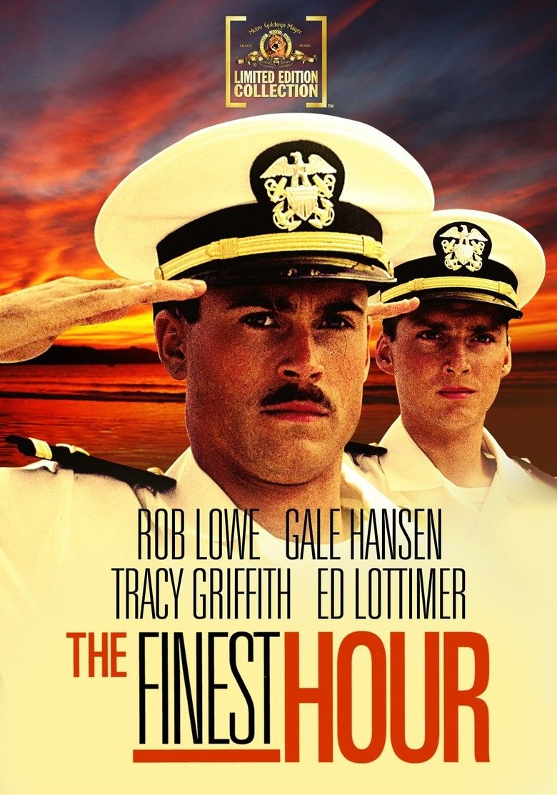 The Finest Hour movie poster