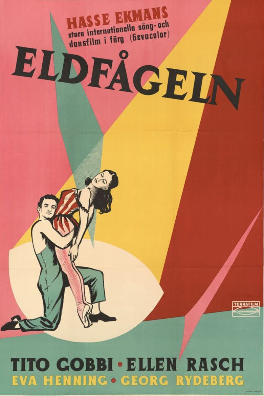 The Firebird (1952 film) movie poster