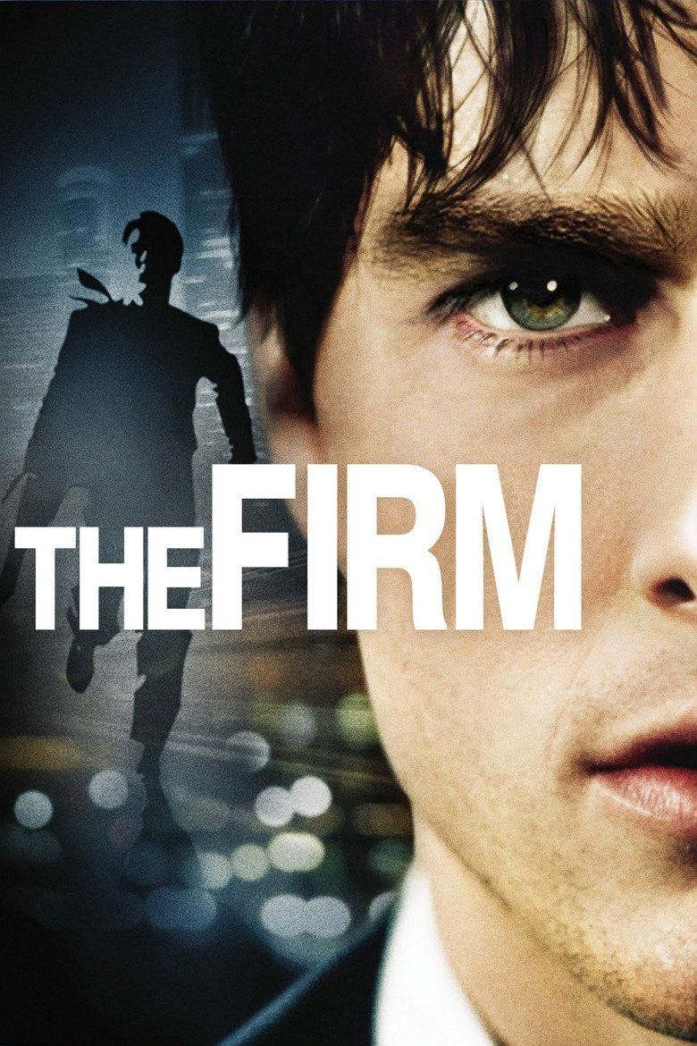 The Firm (1993 film) movie poster