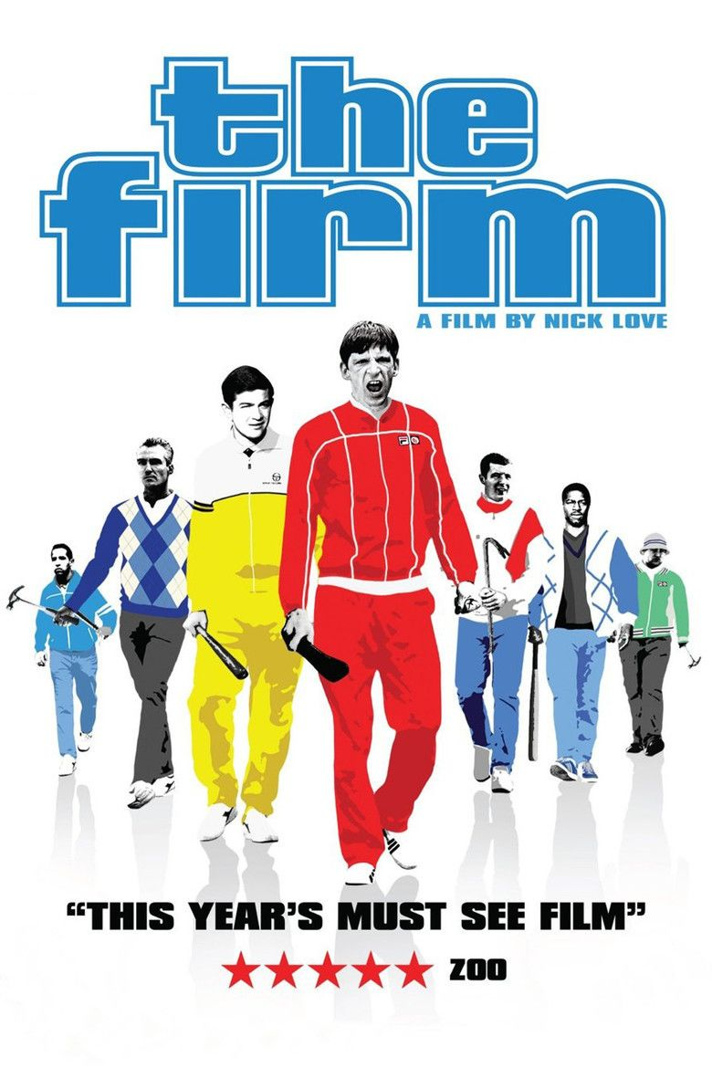 The Firm (2009 film) movie poster